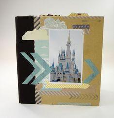 Kristina's Disney Mini Album Series Day 1: Introduction