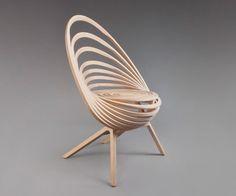 industrialdesignideas:  FAUTEUIL OCTAVE Diseño: Estampille...