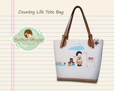 Hothot Ginger ♥ Unique Handmade Zakka 辣辣姜手作杂货: Handmade Bag