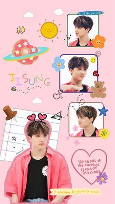 K Wallpaper, Kawaii Wallpaper, Moomin Wallpaper, K Pop, Bts Boyfriend, Bts Cute, Park Jisung Nct, Park Ji Sung, Kpop Posters