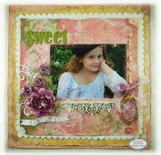 Couture Creations: Sweet Smile by Sue Smyth | Couture Creations Nesting Dies, Decorative Dies, Embossing Folder