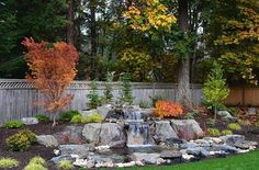 Tranquil Backyard Waterfalls-25-1 Kindesign