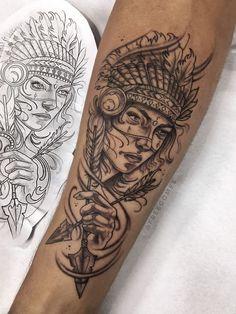 Family Tattoo Designs, Tatoo Designs, Full Arm Tattoos, Leg Tattoos, Tattos, Wolf Tattoo Sleeve, Sleeve Tattoos, Baby Tattoos, Tattoos For Guys