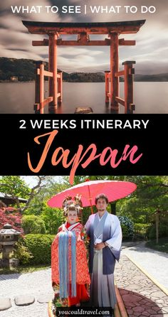 How to plan the perfect Japan itinerary (7 days or 2 weeks in Japan) - A comprehensive guide on how to enjoy the perfect 2 weeks in Japan. Our itinerary is very detailed and includes what to do and what to see for the whole duration of the trip. It includes secrets tips. Click to read more #japan #itinerary #guide