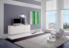 Wohnzimmer Modern Farben Design Farbe 431 Wandfarbe