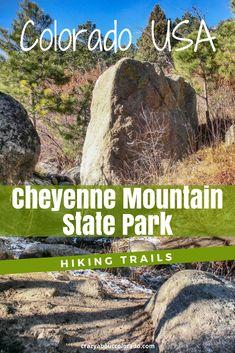 Colorado hikes, Colorado State Parks, Colorado USA Adventure, Camping, Hiking, Mountain Biking, Nature Walks