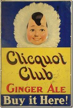 Clicquot Club GingerAle