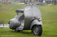 Vespa 98 II Serie - 1947 ~ i so want one of these