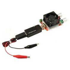 Probador USB Batería Probador Medidor de Potencia Voltímetro Amperímetro Capacidad 18650 Polímero de Litio NIMH Carbono Zinc Níquel Cadmio Alcalino Mercurio