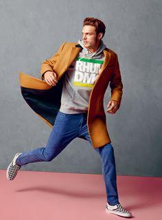 Les manteaux mode homme de lhiver 2015