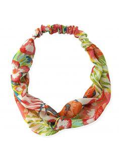 Bandeau fleurs multicolore | Bala Boosté