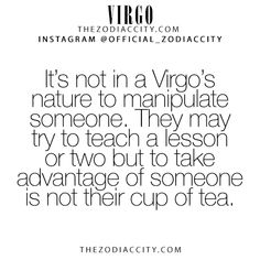 Zodiac Virgo Facts! TheZodiacCity.com - For more zodiac fun facts, click here.