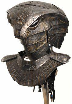 Jaffas Guard Serpent Helmet Perspective