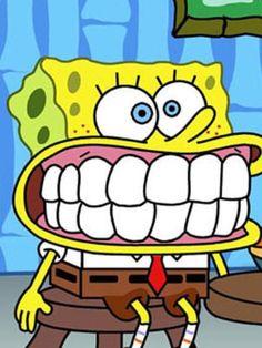 funny laugh spongebob Picture from SpongeBoB Square Pants. Spongebob Funny Pictures, Spongebob Cartoon, Spongebob Memes, Spongebob Squarepants, Smile Wallpaper, Wallpaper Iphone Cute, Cartoon Wallpaper, Cartoon Caracters, Emoji