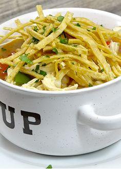 Rica sopa de elote