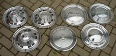 hubcaps SOLD