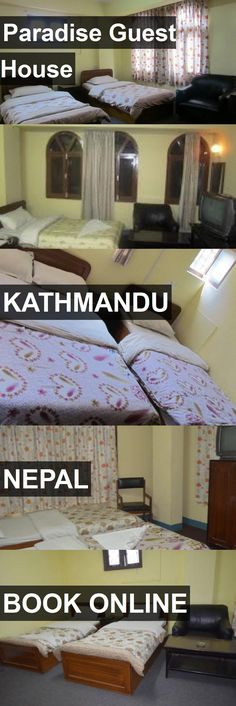 Paradise Guest House in Kathmandu, Nepal. For more information, photos, reviews and best prices please follow the link. #Nepal #Kathmandu #travel #vacation #guesthouse