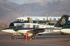 Olympic airways YS-11A-200