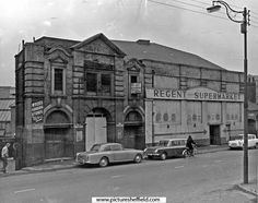 The Picturedrome on Upwell Street Cinema Theatre, Theatres, Sheffield, Black History, Yorkshire, Louvre, Entertainment, Street, City