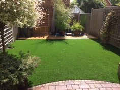 Goodbye Overgrown and Gravelly - Trulawn Supreme #ArtificialGrass