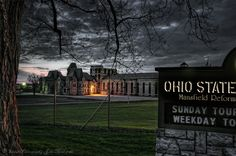 City Of Mansfield Ohio | Mansfield Reformatory, Ohio