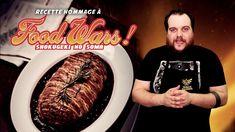 Recette FoodWars - Le Rôti de Sôma revisité (S02E12) - Gastronogeek