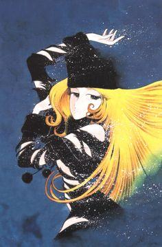 Reiji Matsumoto, Toei Animation, Galaxy Express 999, Maetel