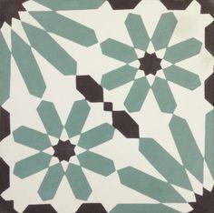 zementfliesen -> VN Azule 32 - Designfliesen