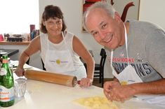 A Cooking Vacations getaway offers two hands-on cooking classes and a stay in an Italian villa.