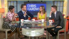 Natalie Morales to Chris Hardwick: You're 'nerdy Brad Pitt'