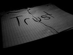 Restoring Broken Trust | The Unmitigated Word