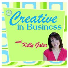 This is the show for you if you're a Creative in Business looking for tips & ideas to help simplify running your business. Join host Kelly Galea & her guests as we share how you can experience more freedom, fun & flexibility as a creative in business. Topics include creativity, mindset, business strategy, planning, project management, organization, leadership, team-building, communication, marketing, sales, finances, legal, technology & more.