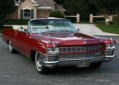 Cadillac Eldorado Convertible 1964.