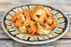 This slow cooker garlic shrimp will be an instant hit with your family and friends. The dish is surprisingly easy to fix and cook in the slow cooker.