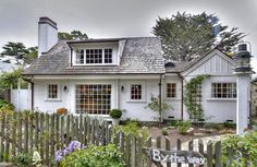 Carmel by the Sea 1920s Cottage - California Cottage Decorating Ideas - Country Living