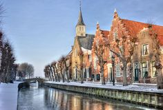 Sloten (Friesland - the Netherlands) Oh how I long to live in this beautiful country. <3