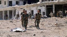 Guerra en Siria: Bombas sobre las ruinas de Alepo: la ONU ya habla de crímenes de guerra. – The Bosch's Blog