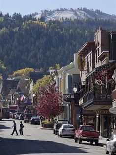 Small Town Charm  Park City was founded as a silver-mining town in 1869. Old Town's Main Street is the center of activity, lined with historic buildings that house restaurants, galleries and shops.