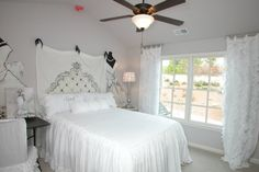 Girls bedroom at Sterling on the Lake - Tipton Homebuilders Flowery Branch, Girls Bedroom, Building A House, Georgia, Floor Plans, Furniture, Home Decor, Decoration Home, Room Decor