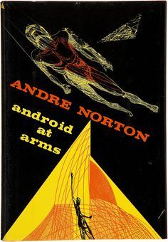 Android at Arms, book cover