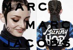 Marc by Marc Jacobs A/H 14 : La campagne mettant en scène des inconnus :