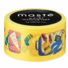 Collections masté - Masking tape // Suitcase - Mark's