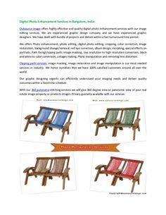 Outsource photo retouching services, photo retouching services india by Outsource Image via slideshare