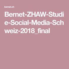 Bernet-ZHAW-Studie-S