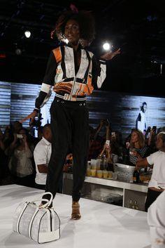 Elle's Fashion Boudoir : L.A.M.B Spring 2015 RTW | NYFW