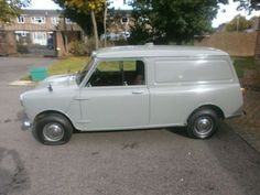 Original 1968 Austin Mini van up for sale for £42,000 - Birmingham Mail