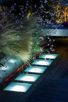 Roof Terrace, Holland Park | Charlotte Rowe Blog