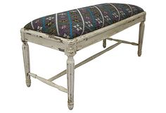 Viv Vintage Style Bench on OneKingsLane.com