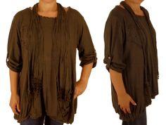 Shirt Tunika Vintage