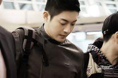 (Photos) Kim Hyun Joong 김현중 Leaving Incheon Airport for Brazil by SHANE of MAGIC0606